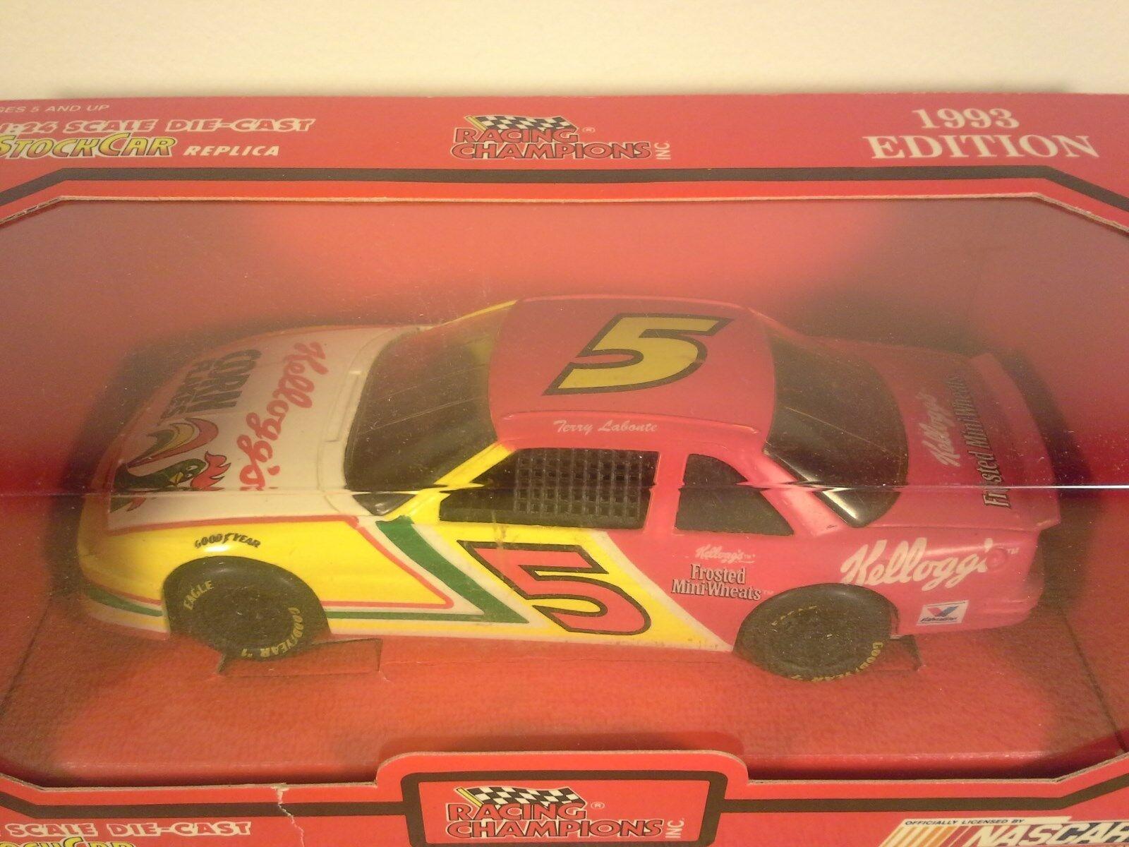 1993 Racing Champions TERRY LABONTE Kelloggs Chevy 1 24 Diecast Nascar