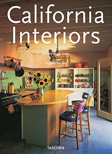 California interiors. Ediz. italiana, spagnola e portoghese Taschen 2001