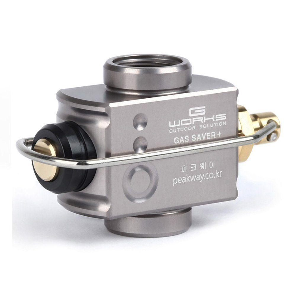 G Works Gas Saver Plus Cartridge Exchanger Duralumin
