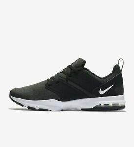 Nike-Air-Max-Bella-TR-924338-001-Black-White-Grey-Women-039-s-Cross-Training-Shoes