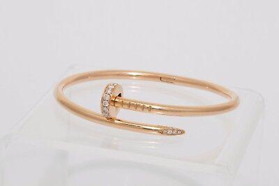 Cartier Juste Un Clou Diamond Nail