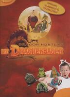 Die Drachenjäger - Dragon Hunters, Simba, Toggo, 4 Dracco Heads, 4 Sticker - Neu