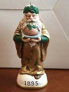 Christmas Reproductions Inc. Memories of Santa 1895 Figure ...