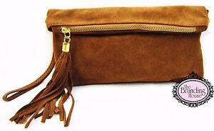 ladies-tan-suede-tassel-clutch-bag-with-detachable-strap