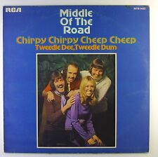 """12"""" LP - Middle Of The Road - Chirpy Chirpy Cheep Cheep - C1027"""