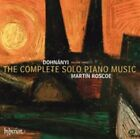 Erno Dohn nyi: The Complete Solo Piano Music, Vol. 3 (CD, Mar-2015, Hyperion)
