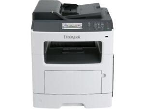 Lexmark MX417de (35SC701) Duplex Up to 1200 x 1200 DPI USB Monochrome Laser Mult