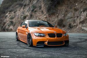 BMW-E92-E93-Front-Bumper-Spoiler-Lip-Splitter-M3-Bumper-2PCS