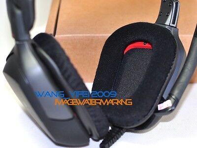 Velour Ear Pads Cushion For Logitech G35 G930 G430 G933 G633 Gaming Headphone | eBay