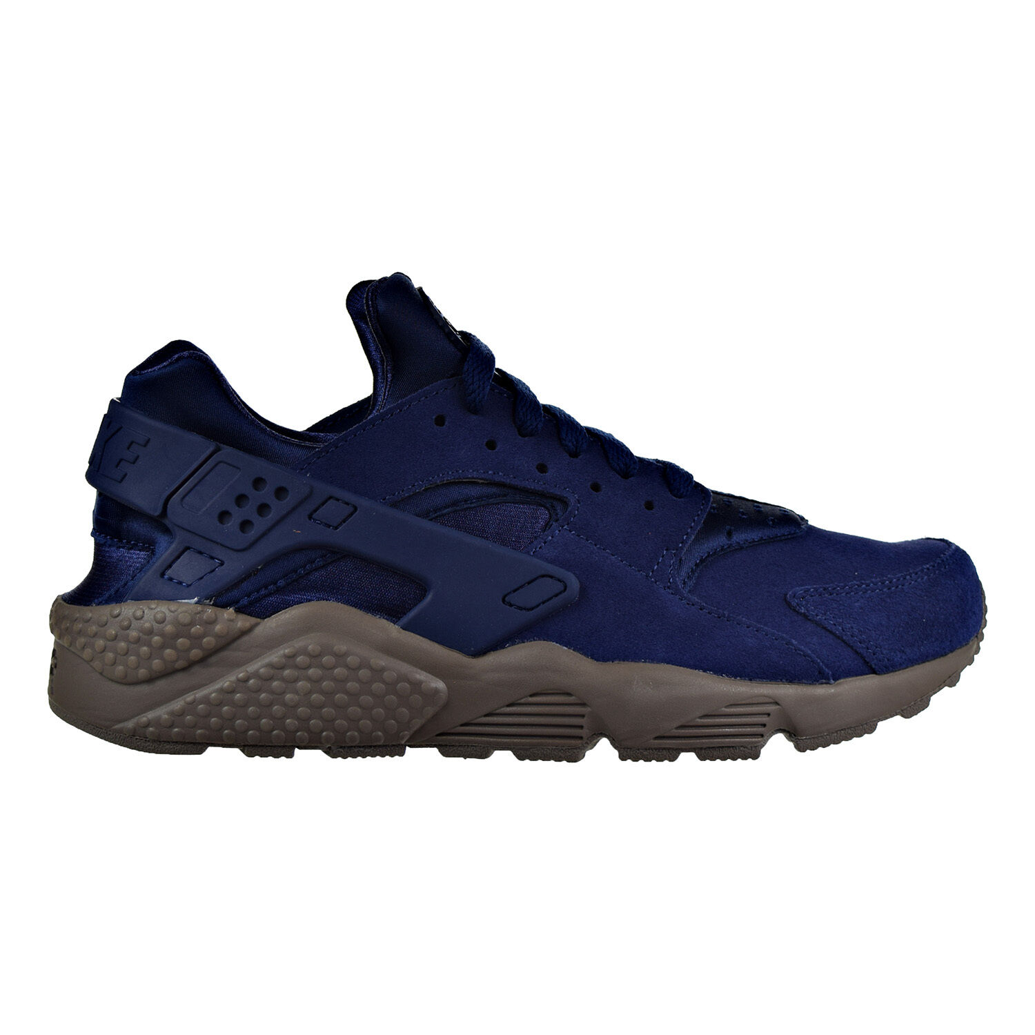 Nike Air Huarache Run SE Men's Shoes Binary Blue/Binary Blue 852628-400 The most popular shoes for men and women