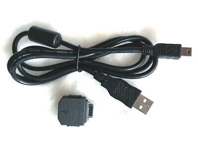 USB Cable De Datos Cable Para Sony DSC-T2 DSC-T5 DSC-T7 DSC-T9 DSC-T10 DSC-T11 DSC-T20