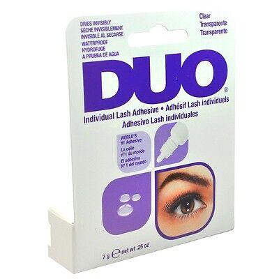 Clear Duo Individual Lash Adhesive 7g 0.25 oz