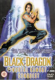 Black Dragon - Mortal Kombat Conquest (DVD, 2002)