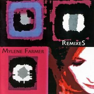 Mylène Farmer CD Remixes - Europe