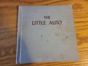 "Vintage 1961 ""THE LITTLE AUTO"" By Lois Lenski Children Book Henry Walck"