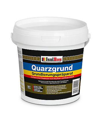 1,5 kg Quarzgrund Putz Grundierung Putzgrund Putzhaftgrund  PROMO PREIS !! HQ+
