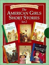 The American Girls Short Stories : Felicity's Dancing Shoes; Again, Josefina!; K
