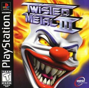 Twisted-Metal-3-PS1-Great-Condition-Fast-Shipping