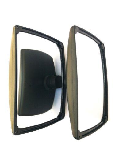 2x Außenspiegel Seitenspiegel John Deere Traktor Schlepper ø14-30 Spiegelarm SET