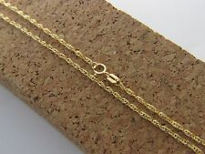 """Real 14k yellow gold baby chain 13"""" rope chain solid 14kt gold necklace kids"""