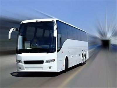 Party Bus Event Transportation Services Business Marketing Plan Ms Word Excel Ebay