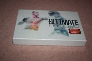 UFC-Ultimate-Fight-Collection-2012-Edition-DVD-2012-20-Disc-Set-New