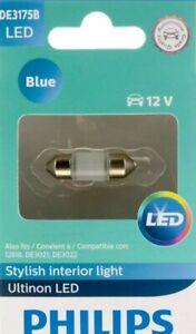 Blue 1 Pack Philips 578BLED Ultinon LED