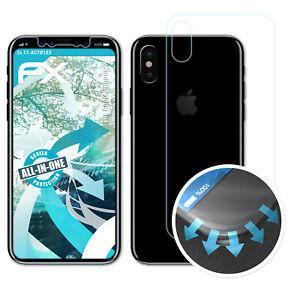 atFoliX-3x-Proteggi-Schermo-per-Apple-iPhone-X-chiaro-amp-flessibile