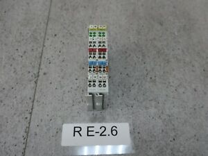 Wago Digital Input Terminal 4 DI 750-403