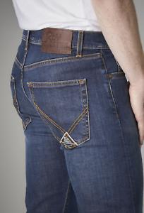 Jeans-ROY-ROGERS-Uomo-Mod-927-MAN-PATER-Nuovo-e-Originale-SALDI