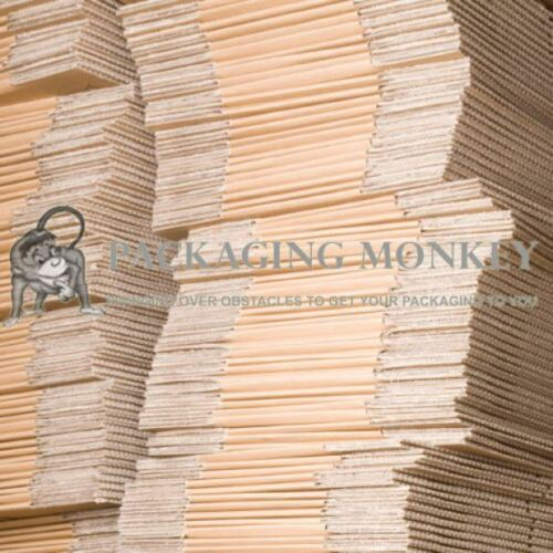 """100 x Large Cardboard Mailing Packing Boxes 18x12x10/"""" Cuboid"""
