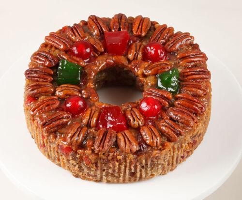 Collin Street Bakery Medium DeLuxe® Fruitcake