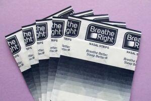 10-Breathe-Right-Extra-Transparente-Parche-de-Nariz-contra-Ronquidos-i-Tiras