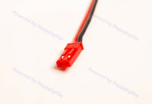 Male XT60 XT-60 to JST Power Adapter with 20AWG 5cm Wire for RC Power
