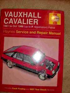 vauxhall cavalier workshop manual ebay rh ebay ie vauxhall cavalier owners manual vauxhall cavalier manual steering rack
