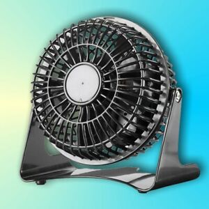 Compatto-Ventilatore-Tavolo-Ventilatore-PC-Air-Cooler-Ventola-14-Watt