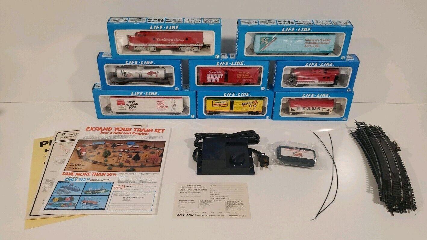 1982 8 piezas del Grupo de trenes trenes trenes Campbell Thom - ho gauge. f8a