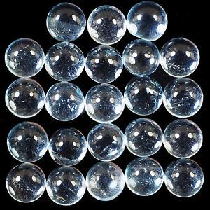 23-Pcs-Natural-Blue-Topaz-Wholesale-Lot-5mm-Round-Cabochon-Top-Quality-Gemstones