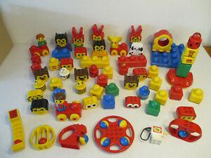 HK-LEGO-DUPLO-PRIMO-Baby-Motorik-AUSWAHL-Set-Kg-Sammlung