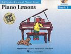 Hal Leonard Student Piano Library: Piano Lessons Book 1 by Hal Leonard Student Piano Library (Mixed media product, 2003)