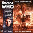 The Secret History by Eddie Robson (CD-Audio, 2015)