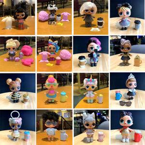 LOL Surprise Dolls Madame Queen Glam Glitter Series 3 Confetti Pop toy gift