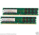 Micron 8GB 2X 4GB PC2-6400 DDR2-800MHZ 240pin DIMM Memory For AMD CPU Chipset