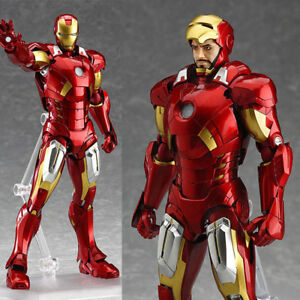 The-Avengers-Marvel-Iron-Man-Mark-7-PVC-Action-Boxed-Figure-Collection-USA