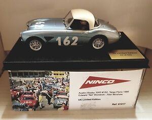 Qq 91017 Austin Healey 3000 Targa Florio1966 # 162 Uk Édition Limitée 93 De 500