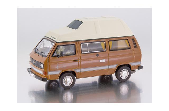 1 18 Premium ClassiXXs  VW t3a Westfalia Joker HOCHDACH Marron limitée 500st.  qualité de première classe