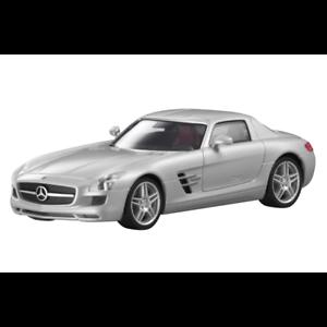 Mercedes-Benz-Modellauto-1-87-PKW-SLS-AMG-C197-silber-B66960023