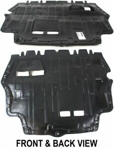 New Replacement for OE Engine Splash Shield fits 2006-2010 Volkswagen Passat 2009-2010 Passat CC Front