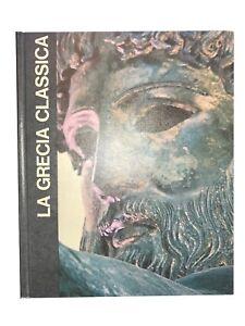 La-Grecia-classica-C-M-Bowra-Mondadori-1966-libro-storia