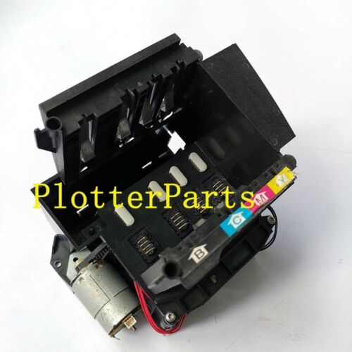 HP Business InkJet 2230 Carriageg Power supply PCA Ink Supply Station motor belt